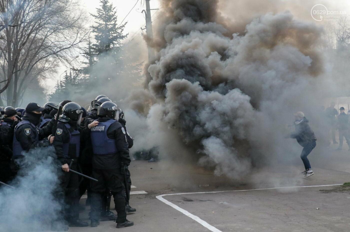 Реванш столичного «Динамо» в Мариуполе. Как это было (ФОТОРЕПОРТАЖ), фото-20