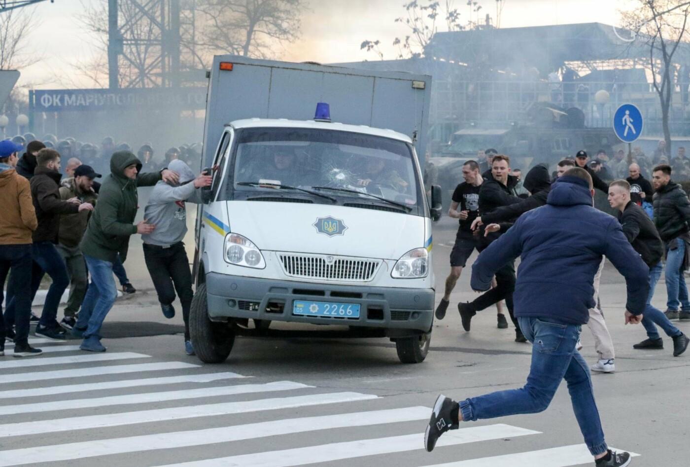 Реванш столичного «Динамо» в Мариуполе. Как это было (ФОТОРЕПОРТАЖ), фото-21