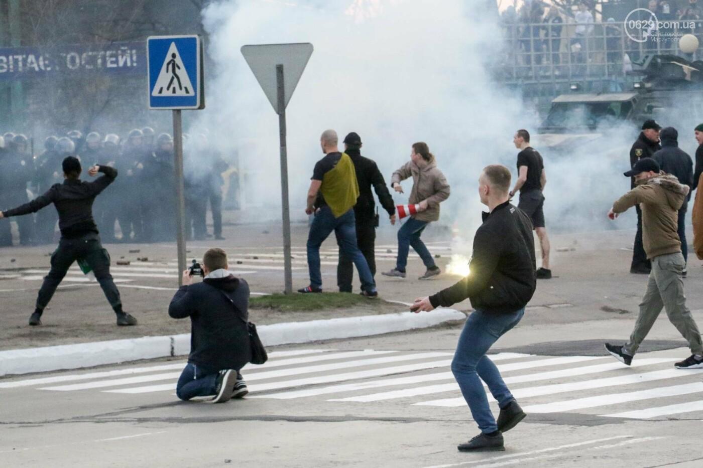 Реванш столичного «Динамо» в Мариуполе. Как это было (ФОТОРЕПОРТАЖ), фото-18