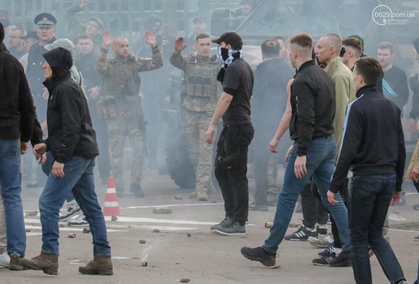 Реванш столичного «Динамо» в Мариуполе. Как это было (ФОТОРЕПОРТАЖ), фото-12