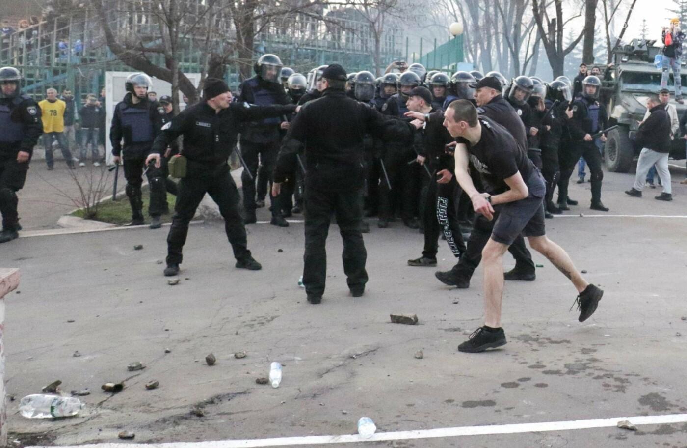 Реванш столичного «Динамо» в Мариуполе. Как это было (ФОТОРЕПОРТАЖ), фото-13