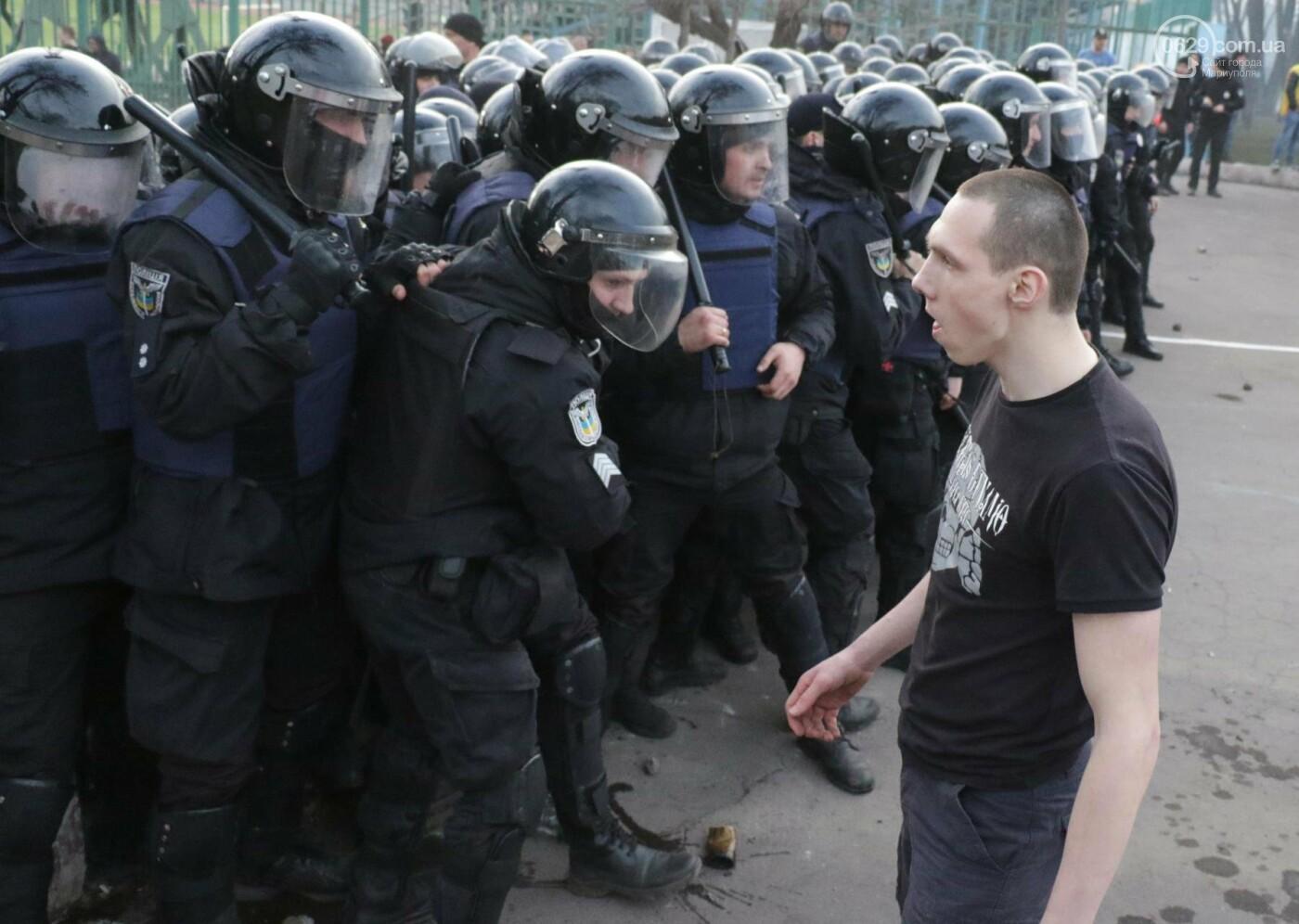 Реванш столичного «Динамо» в Мариуполе. Как это было (ФОТОРЕПОРТАЖ), фото-15