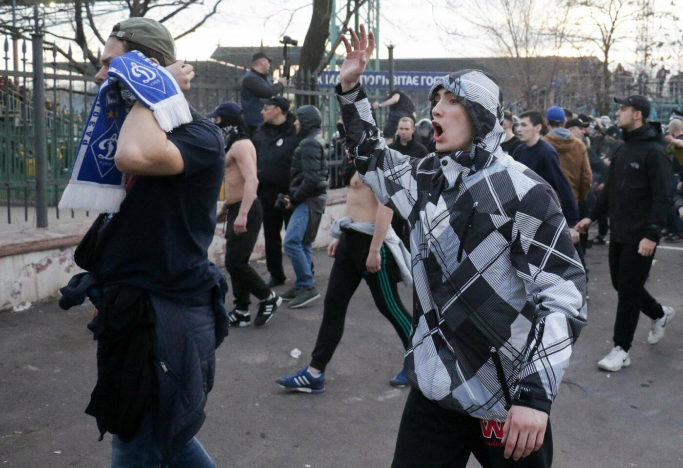 Реванш столичного «Динамо» в Мариуполе. Как это было (ФОТОРЕПОРТАЖ), фото-28