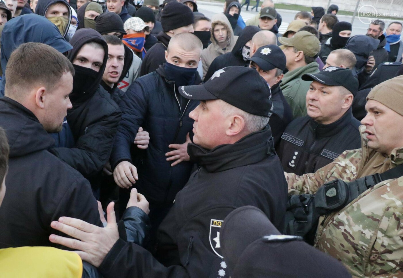 Реванш столичного «Динамо» в Мариуполе. Как это было (ФОТОРЕПОРТАЖ), фото-16