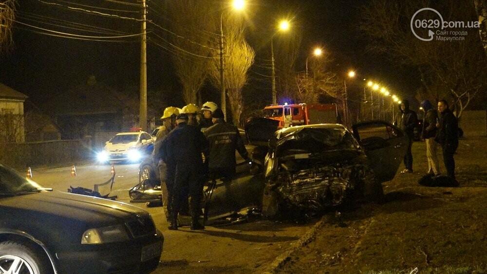 В жутком ДТП в Мариуполе погибли трое мужчин, женщина с ребенком в больнице (ФОТО 18+, ДОПОЛНЕНО), фото-14