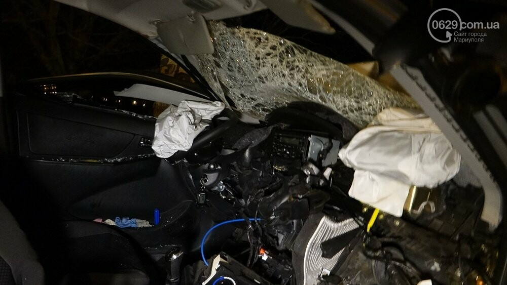 В жутком ДТП в Мариуполе погибли трое мужчин, женщина с ребенком в больнице (ФОТО 18+, ДОПОЛНЕНО), фото-12