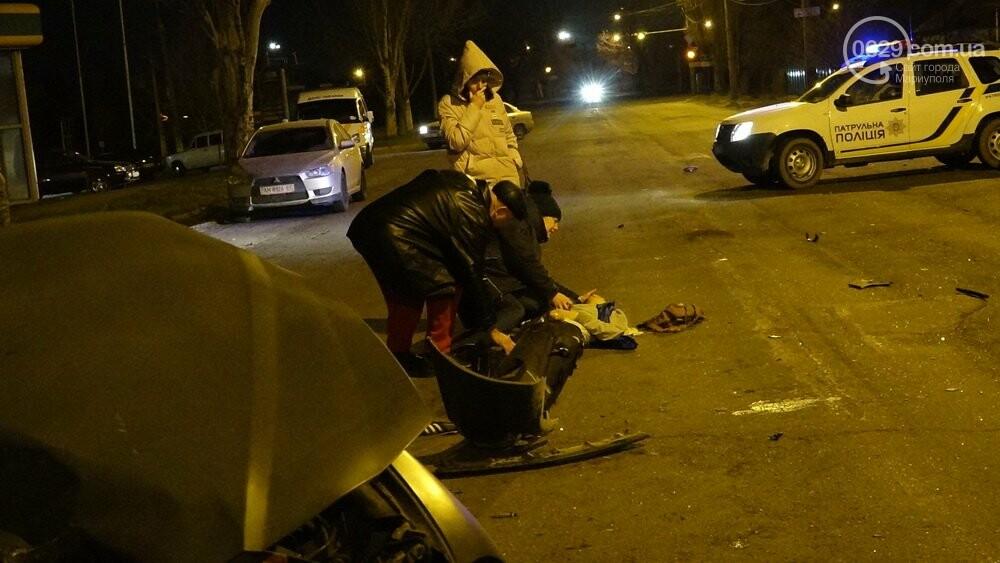 В жутком ДТП в Мариуполе погибли трое мужчин, женщина с ребенком в больнице (ФОТО 18+, ДОПОЛНЕНО), фото-11