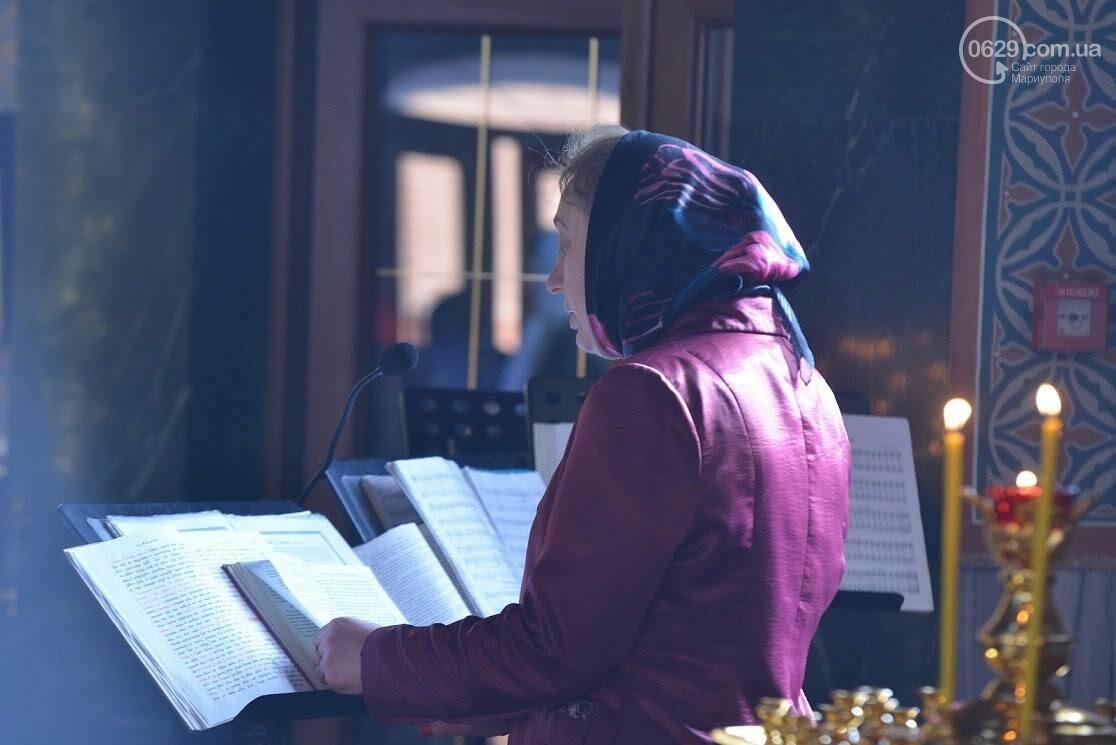 Вербное воскресенье в Свято-Покровском храме с.Боевое, фото-5