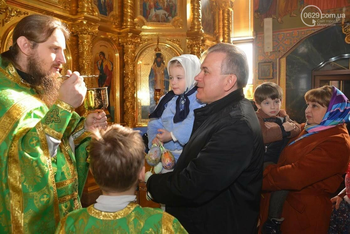 Вербное воскресенье в Свято-Покровском храме с.Боевое, фото-8