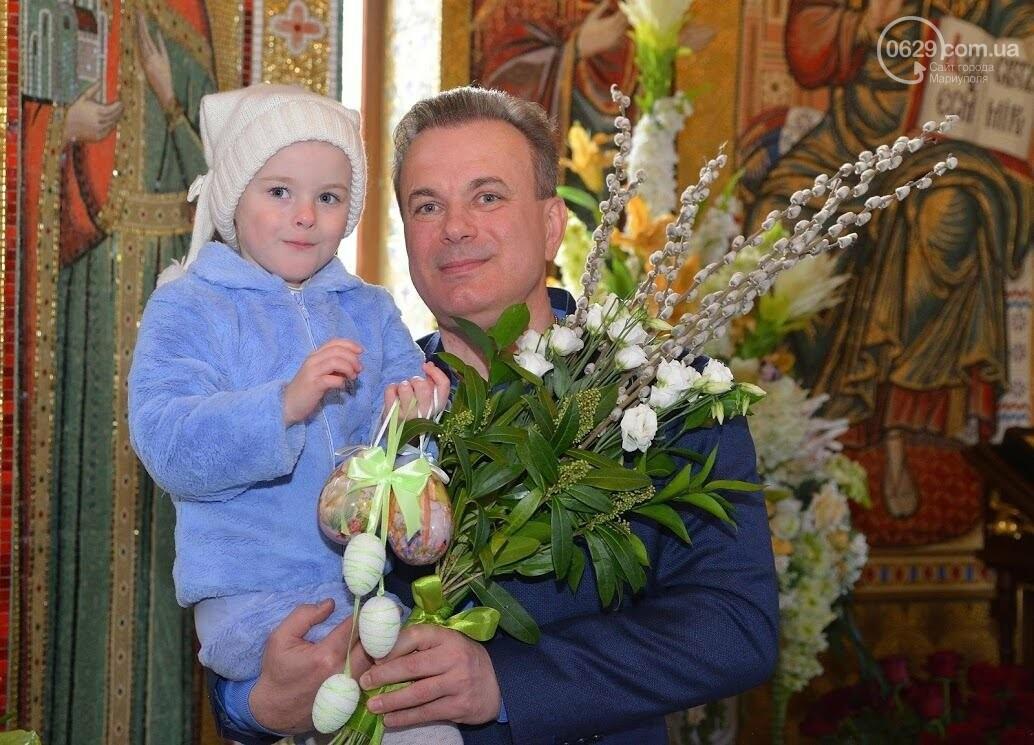 Вербное воскресенье в Свято-Покровском храме с.Боевое, фото-11