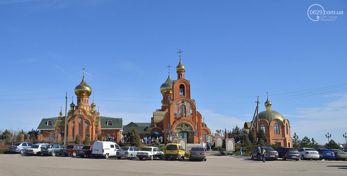 Вербное воскресенье в Свято-Покровском храме с.Боевое, фото-31