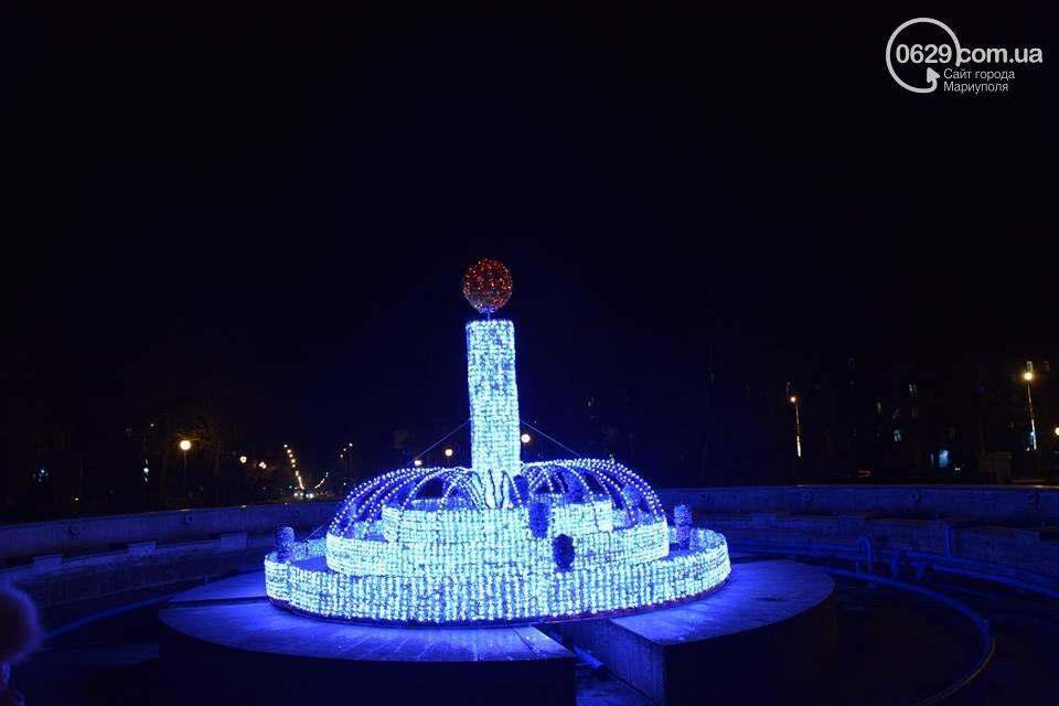 """Молодежь Мариуполя придумала флешмоб в поддержку """"Интерсити"""" и  реконструкция главного фонтана. О чем писал 0629.com.ua 3 апреля, фото-4"""
