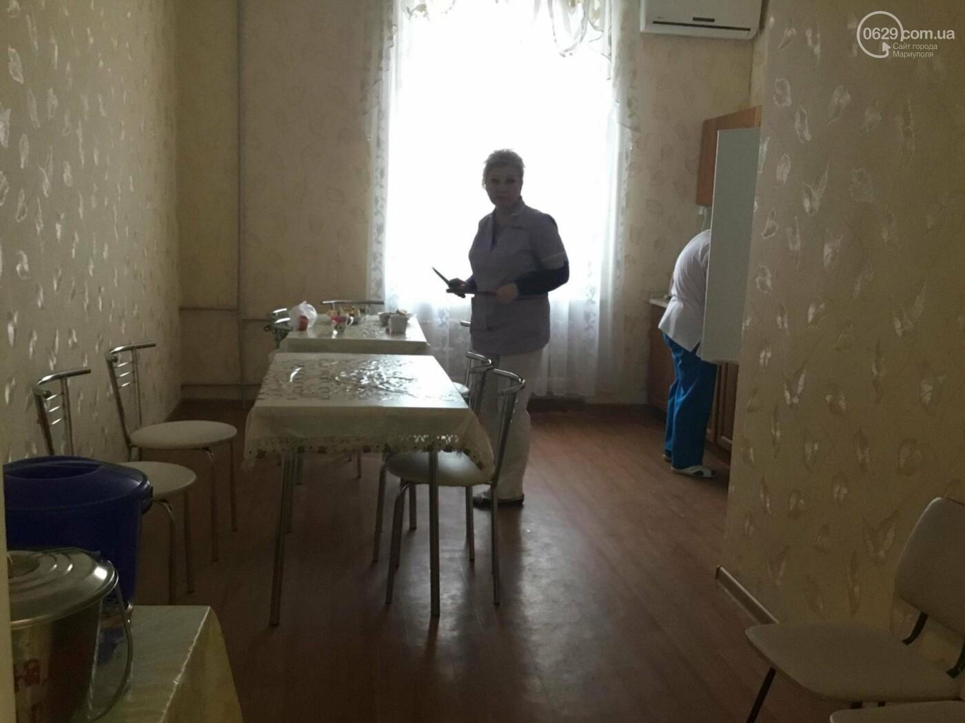 В Мариуполе из-за ремонта детской больницы расселяют гинекологическое отделение (ФОТОРЕПОРТАЖ+ВИДЕО), фото-4