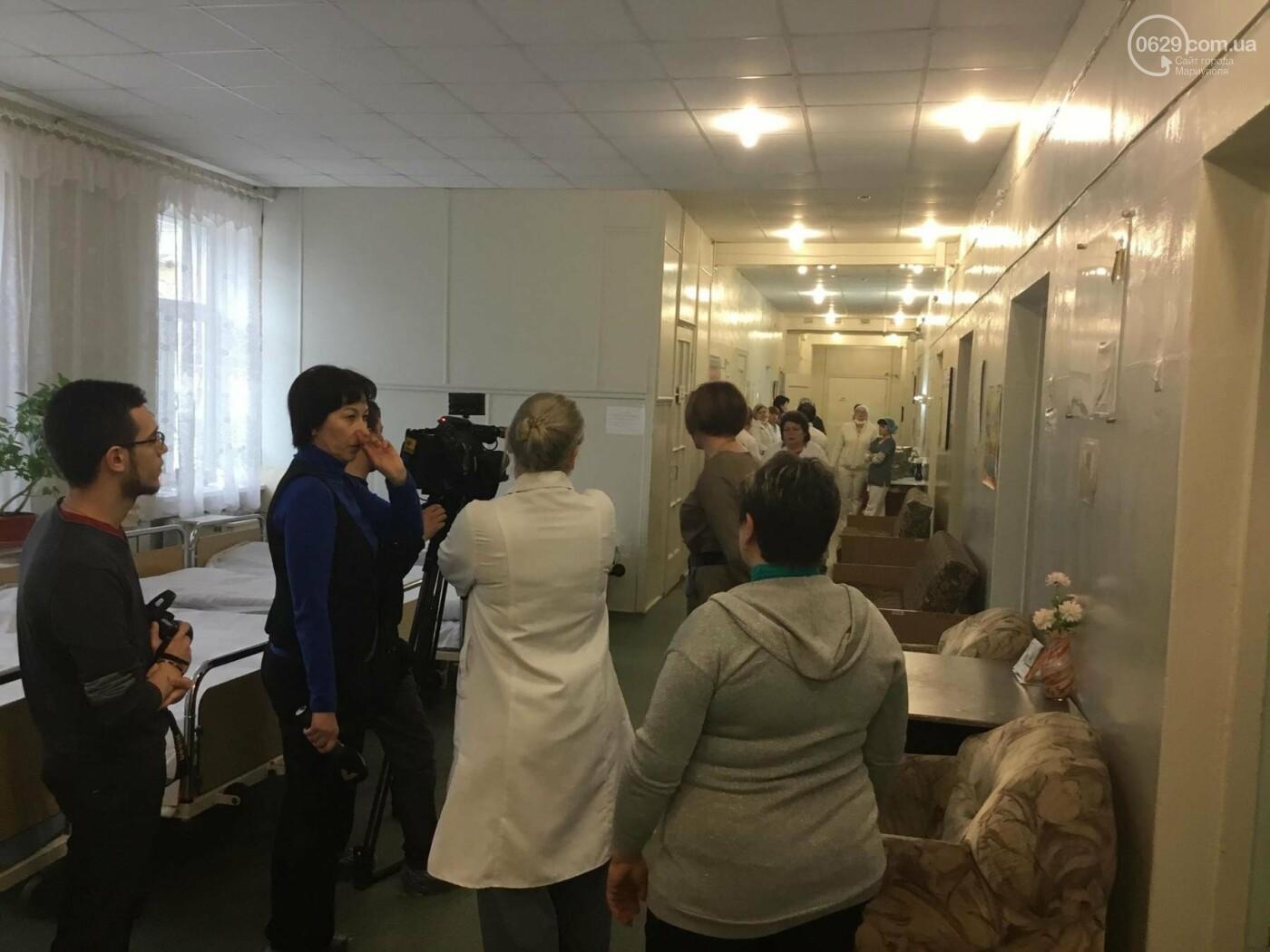 В Мариуполе из-за ремонта детской больницы расселяют гинекологическое отделение (ФОТОРЕПОРТАЖ+ВИДЕО), фото-5