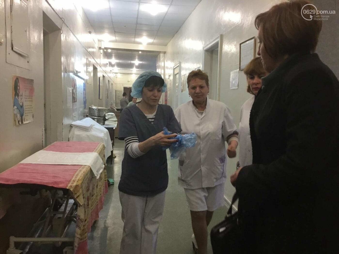 В Мариуполе из-за ремонта детской больницы расселяют гинекологическое отделение (ФОТОРЕПОРТАЖ+ВИДЕО), фото-3