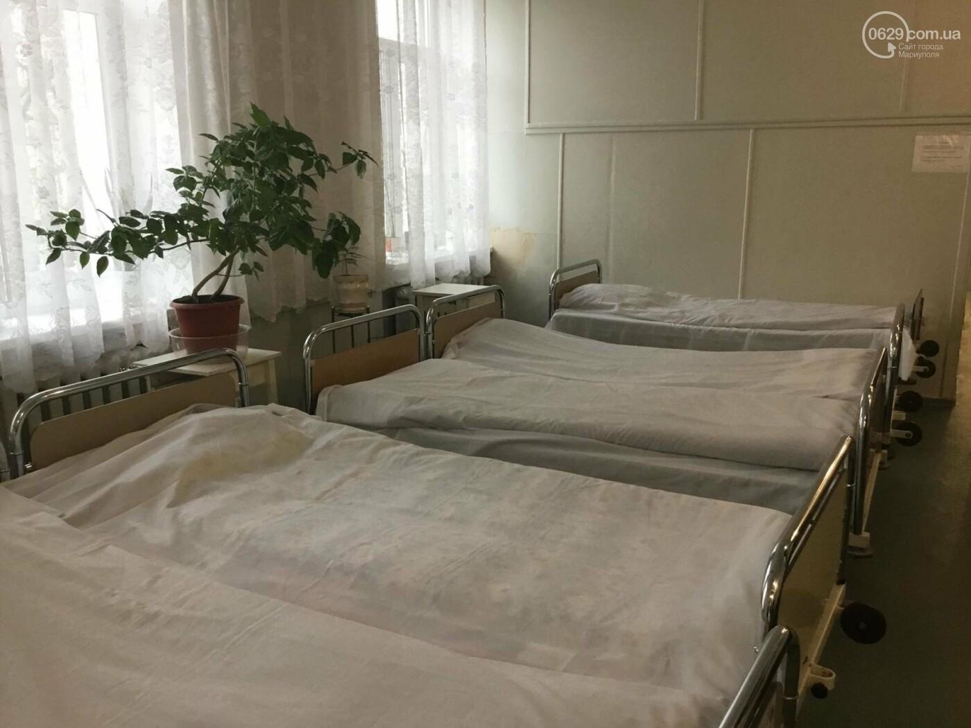 В Мариуполе из-за ремонта детской больницы расселяют гинекологическое отделение (ФОТОРЕПОРТАЖ+ВИДЕО), фото-7