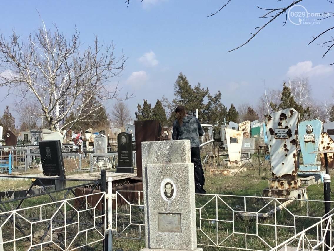 Мэр  Бойченко  считает, что у  мариупольсих кладбищ должен быть частный хозяин (ФОТО, ВИДЕО), фото-12