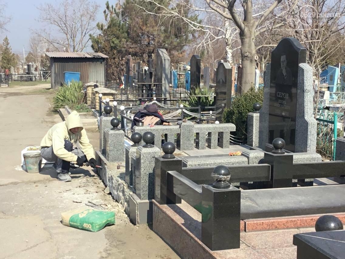 Мэр  Бойченко  считает, что у  мариупольсих кладбищ должен быть частный хозяин (ФОТО, ВИДЕО), фото-3