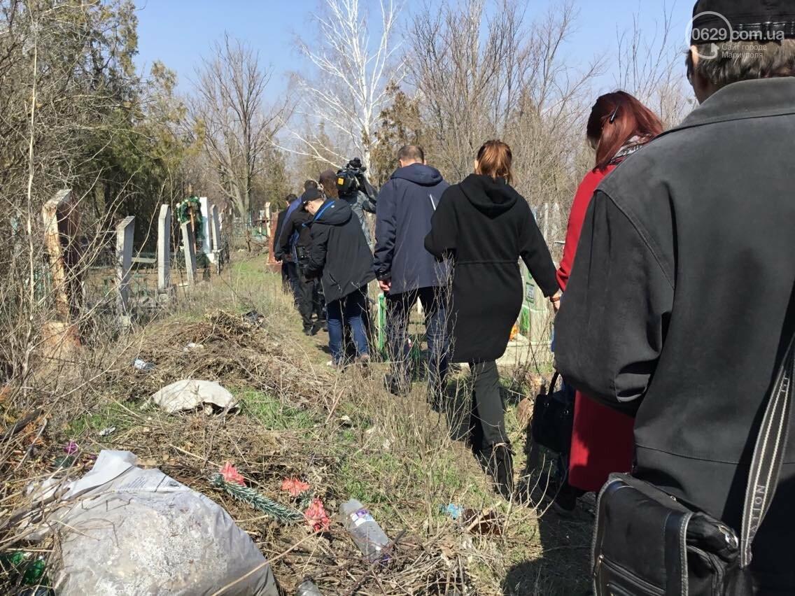 Мэр  Бойченко  считает, что у  мариупольсих кладбищ должен быть частный хозяин (ФОТО, ВИДЕО), фото-7