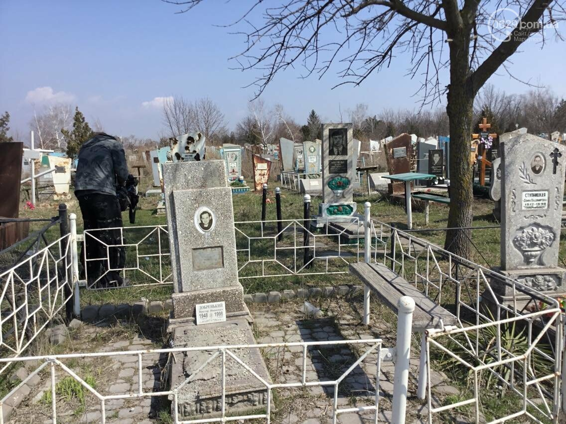 Мэр  Бойченко  считает, что у  мариупольсих кладбищ должен быть частный хозяин (ФОТО, ВИДЕО), фото-11