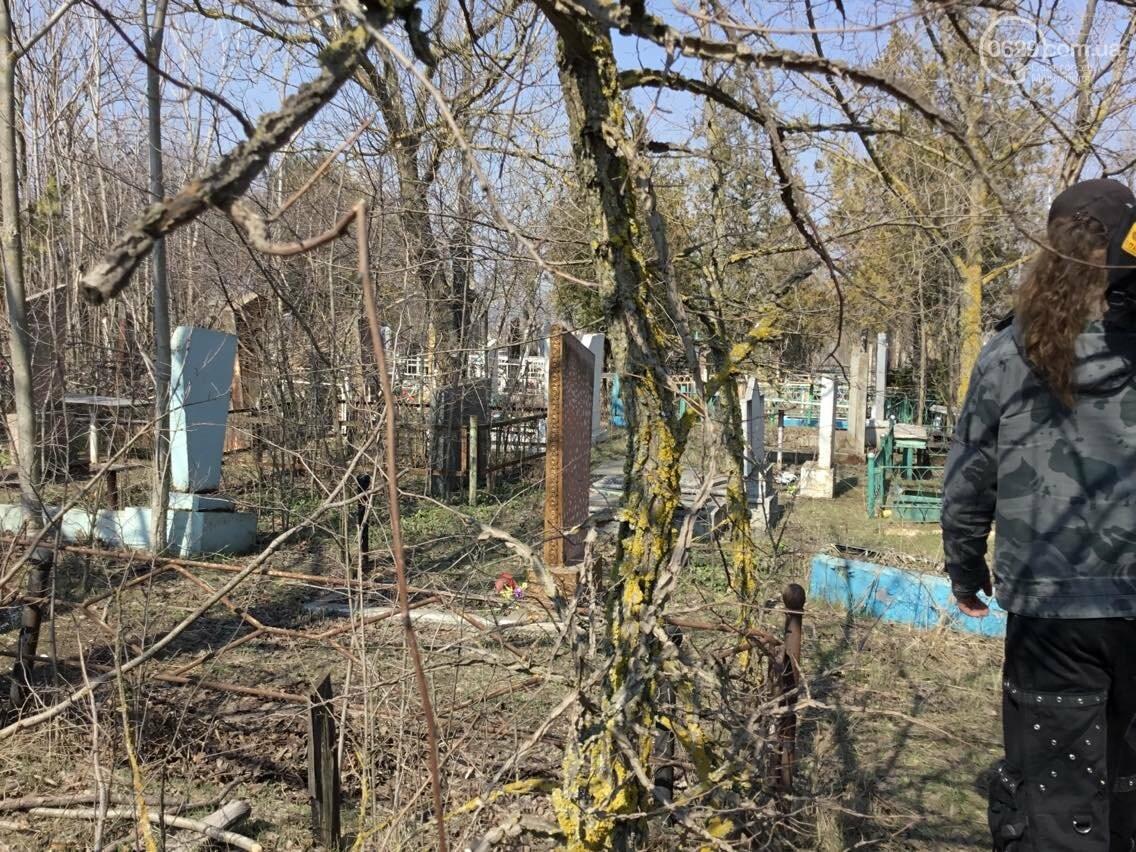 Мэр  Бойченко  считает, что у  мариупольсих кладбищ должен быть частный хозяин (ФОТО, ВИДЕО), фото-16