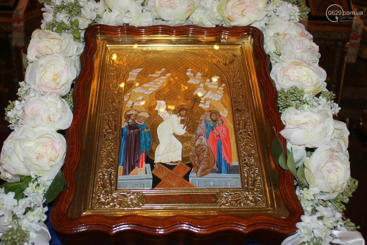 Приглашаем на Пасхальное богослужение в Свято-Покровский храм с.Боевое, фото-10