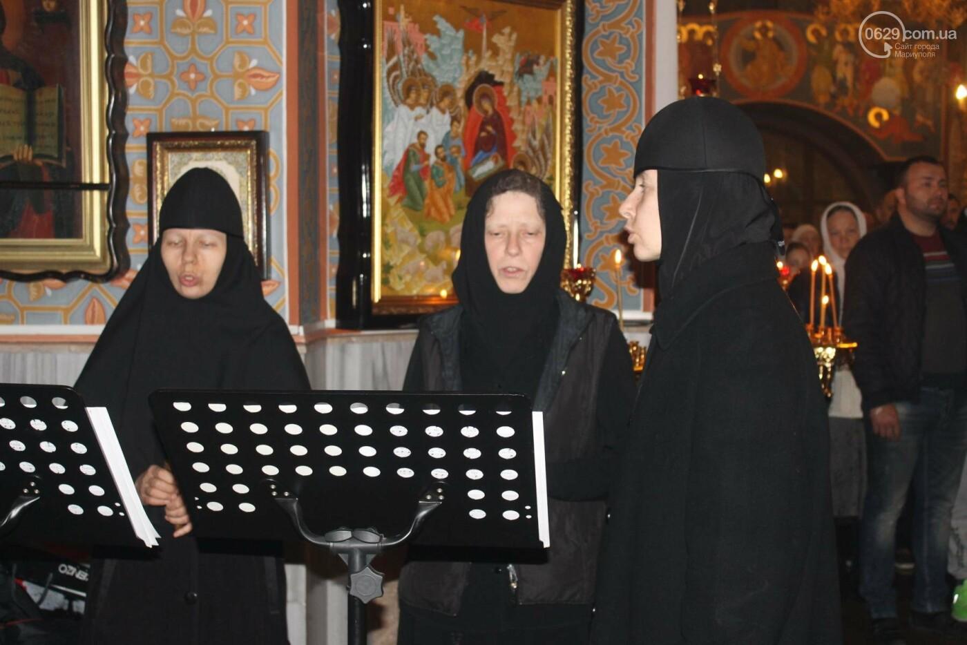 Приглашаем на Пасхальное богослужение в Свято-Покровский храм с.Боевое, фото-11