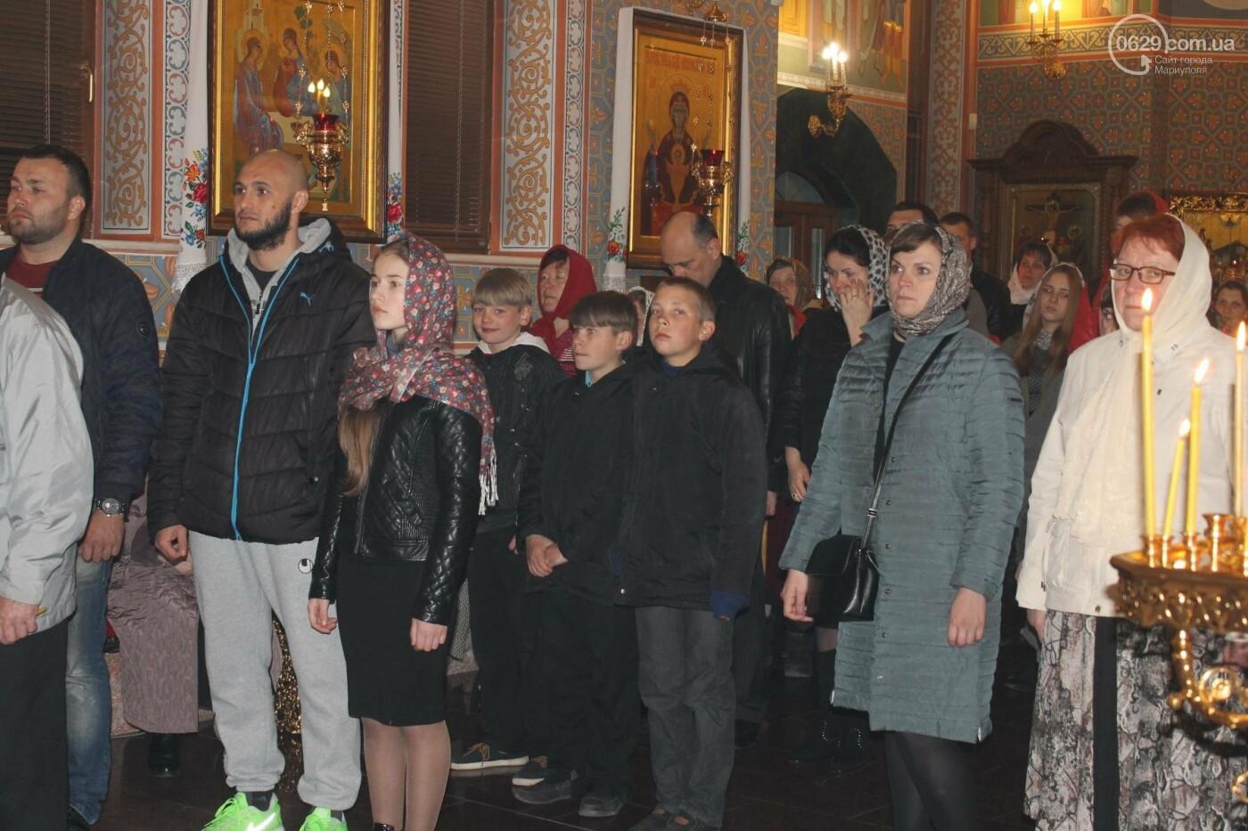Приглашаем на Пасхальное богослужение в Свято-Покровский храм с.Боевое, фото-12