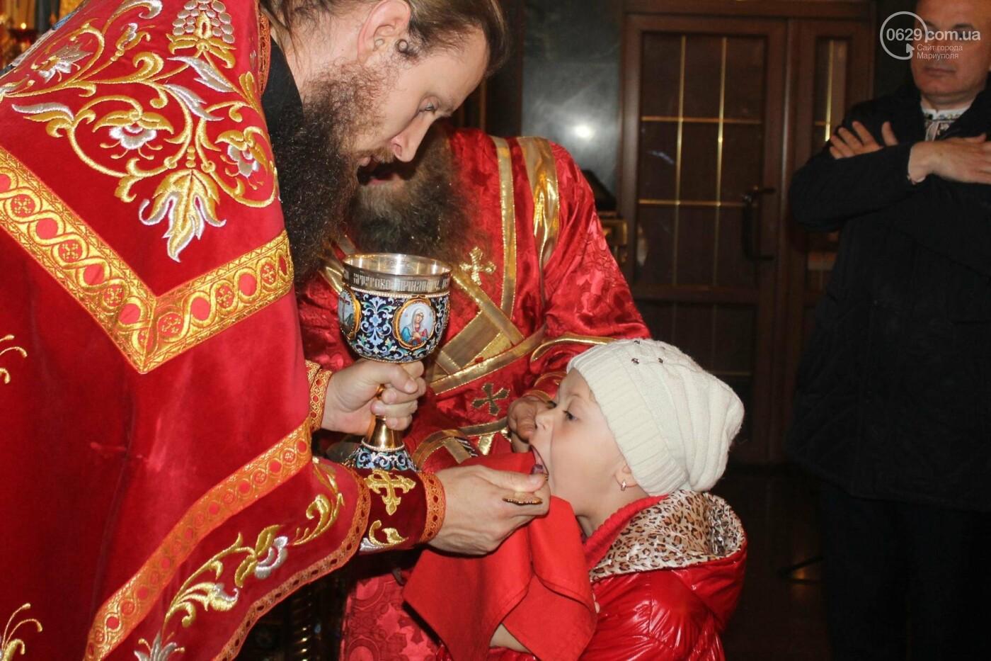 Приглашаем на Пасхальное богослужение в Свято-Покровский храм с.Боевое, фото-17
