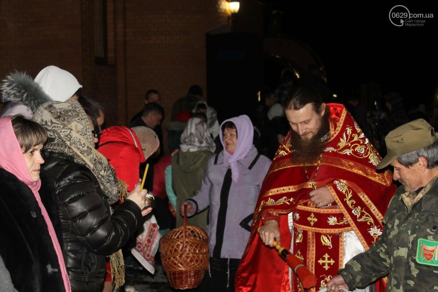 Приглашаем на Пасхальное богослужение в Свято-Покровский храм с.Боевое, фото-20