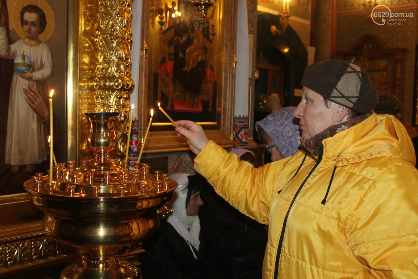 Приглашаем на Пасхальное богослужение в Свято-Покровский храм с.Боевое, фото-5