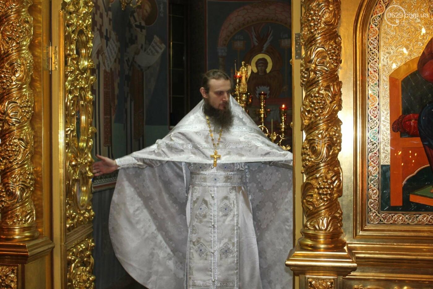 Приглашаем на Пасхальное богослужение в Свято-Покровский храм с.Боевое, фото-6