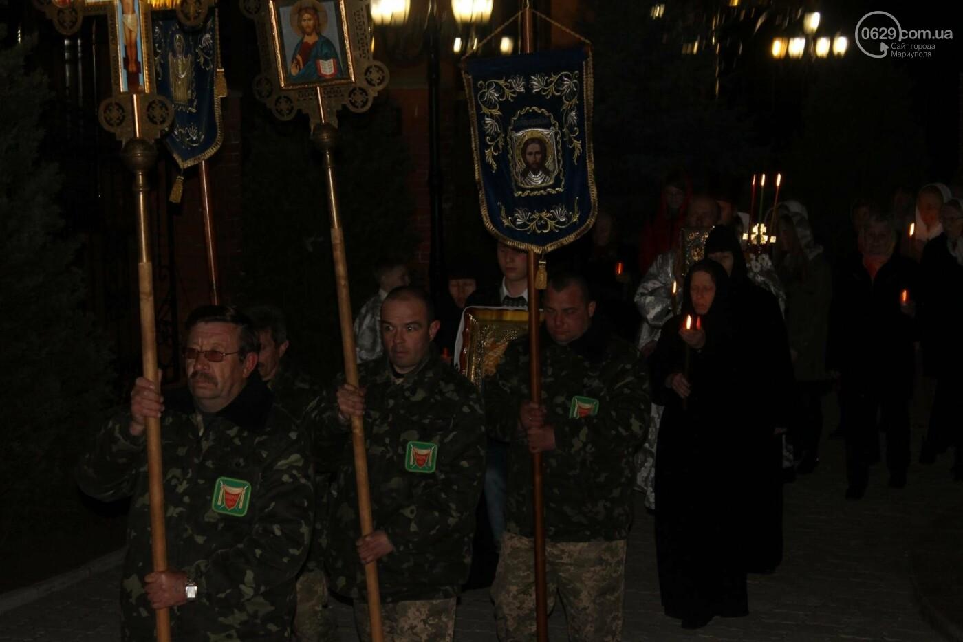 Приглашаем на Пасхальное богослужение в Свято-Покровский храм с.Боевое, фото-7