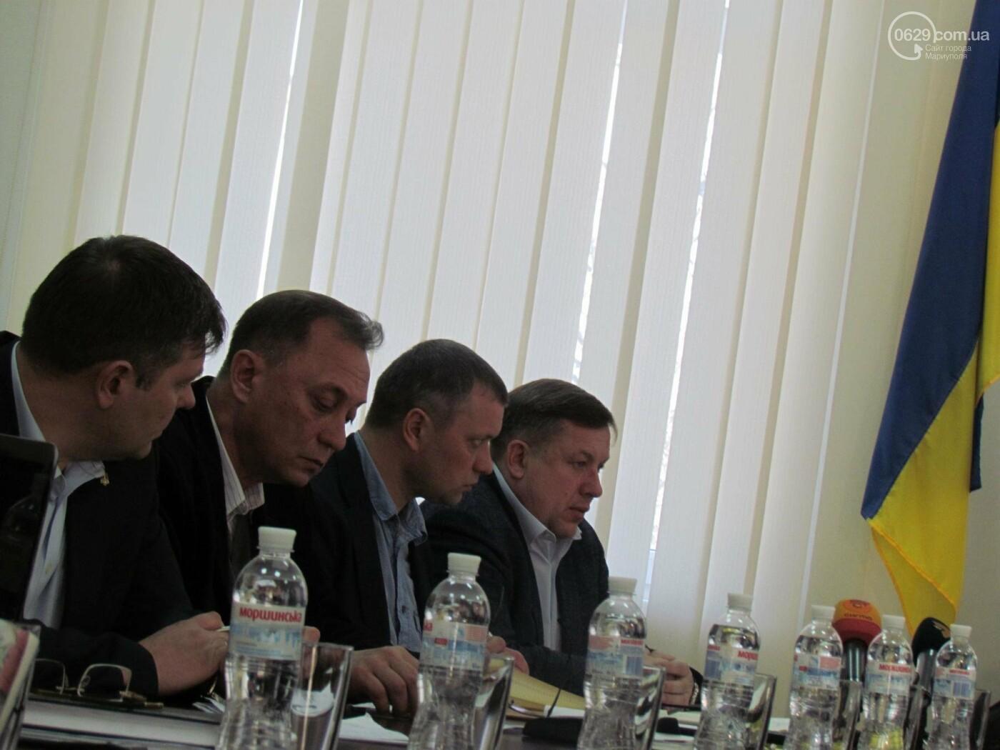 Бойченко пообещал, что к 240-летию Мариуполя город будет блестеть, фото-2