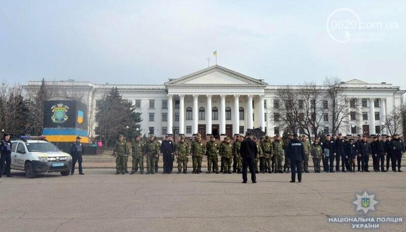 300 силовиков Мариуполя вышли на круглосуточное патрулирование храмов (ФОТО), фото-6