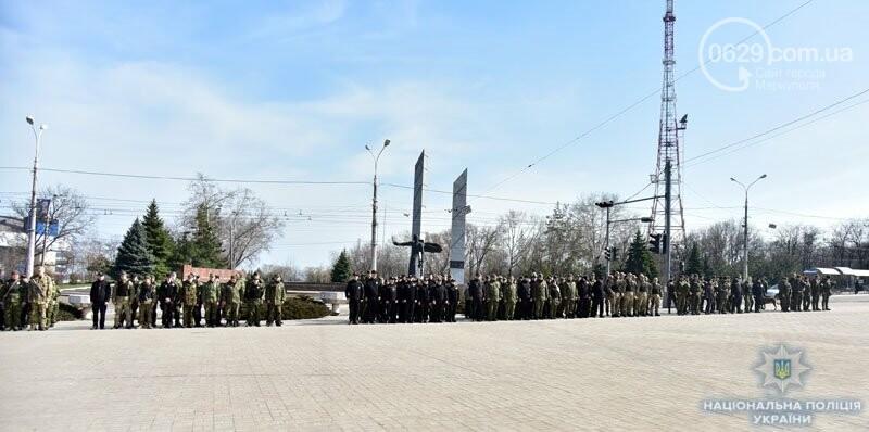 300 силовиков Мариуполя вышли на круглосуточное патрулирование храмов (ФОТО), фото-1