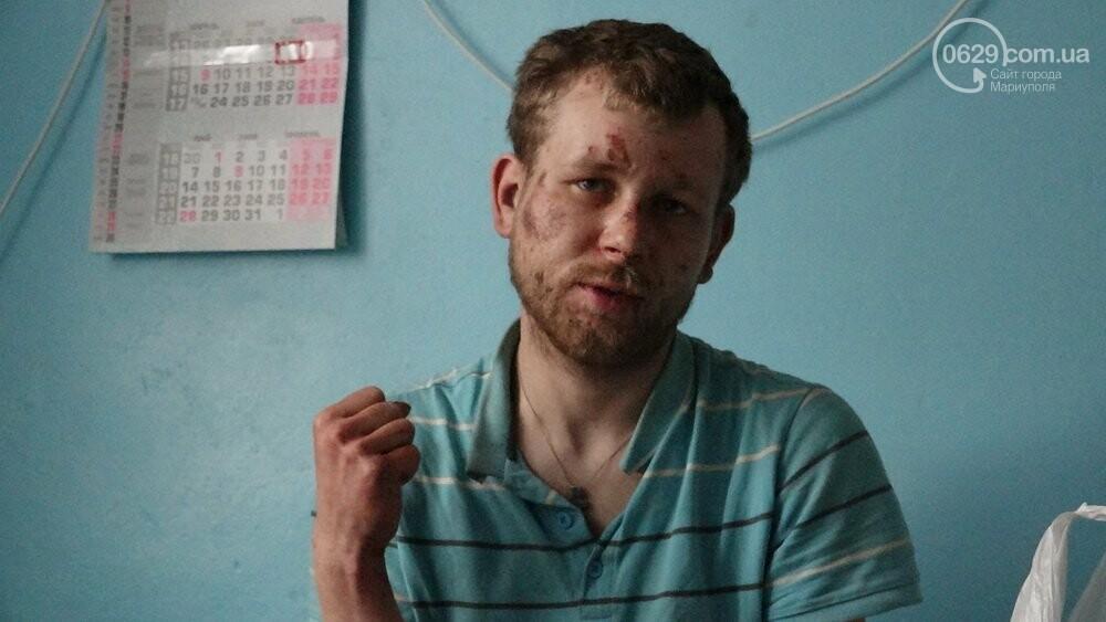 Самосуд в Покровском: депутат подозревается в избиении и лишении свободы своего работника (ФОТО, ВИДЕО), фото-9