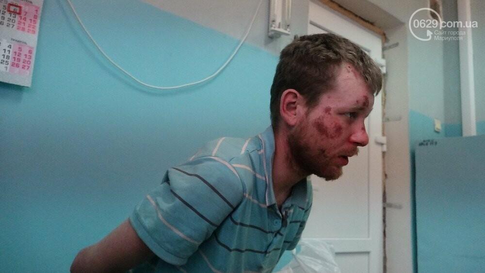 Самосуд в Покровском: депутат подозревается в избиении и лишении свободы своего работника (ФОТО, ВИДЕО), фото-13