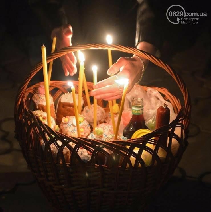 """""""Христос Воскресе!"""". Всенощная пасхальная служба в Свято-Покровском храме с. Боевое, фото-26"""