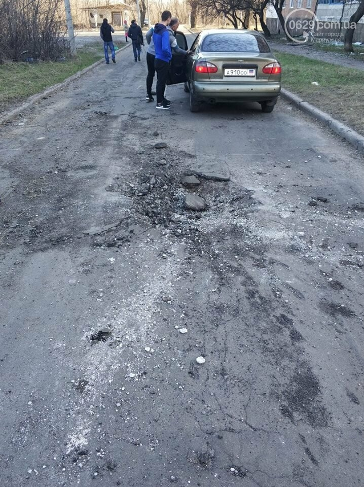 Утро в Донецке началось с канонады тяжелой артиллерии, ранены три человека (ФОТО+ВИДЕО), фото-3