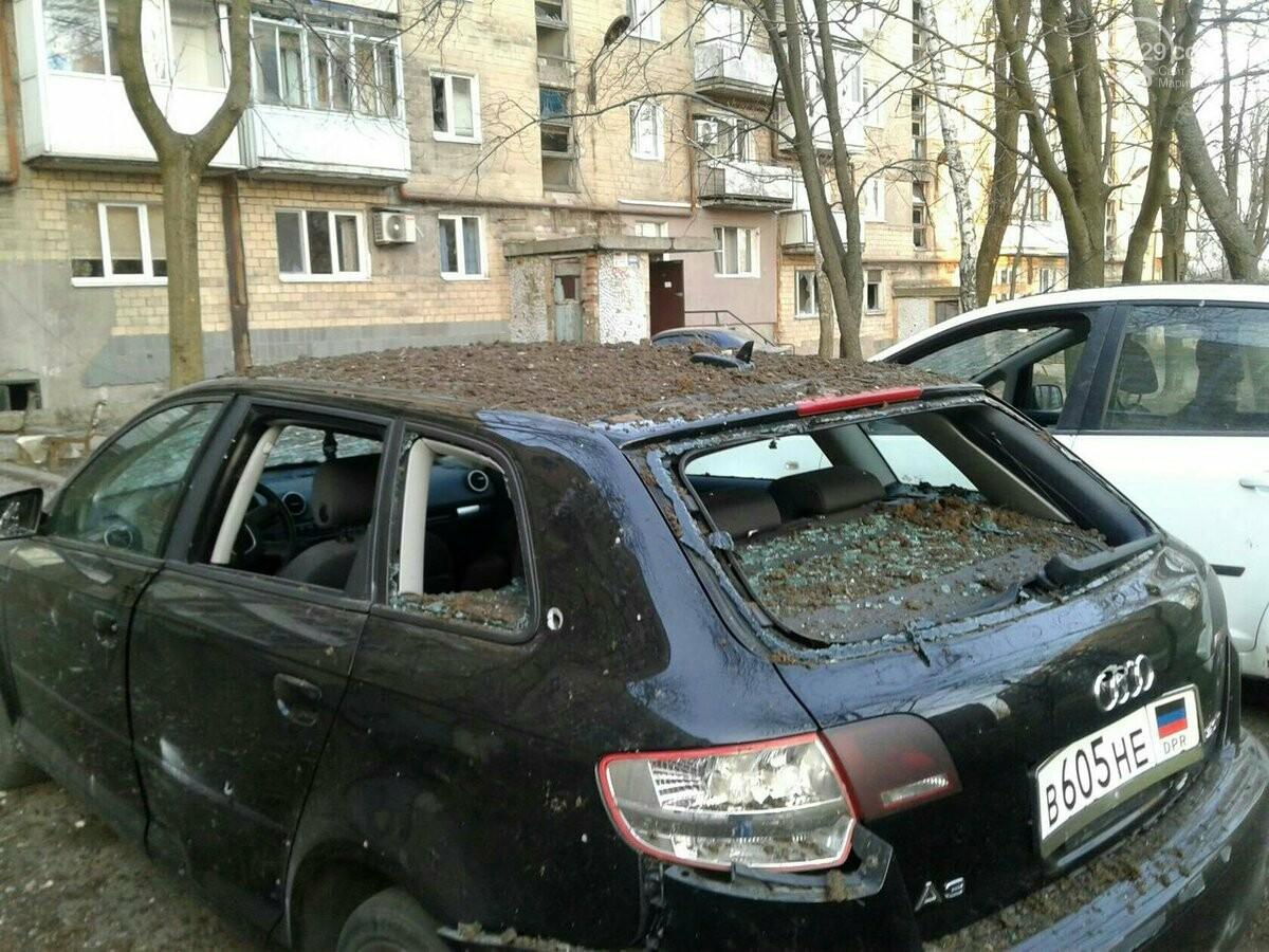 Утро в Донецке началось с канонады тяжелой артиллерии, ранены три человека (ФОТО+ВИДЕО), фото-1