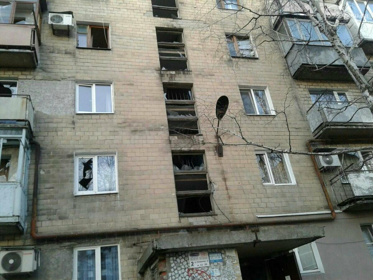 Утро в Донецке началось с канонады тяжелой артиллерии, ранены три человека (ФОТО+ВИДЕО), фото-2