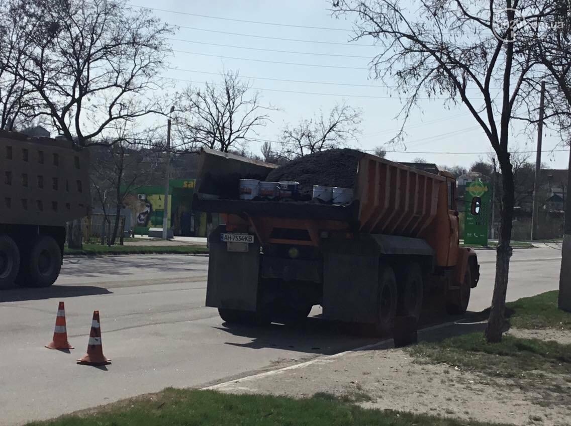 В Мариуполе латочный ремонт вошел в активную фазу (ФОТО, ВИДЕО), фото-4