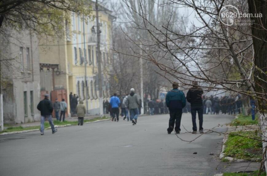 Захват горсовета, мариупольский драмтеатр перестал быть русским и песня для братьев Кличко. О чем писал 0629.com.ua 13 апреля, фото-19