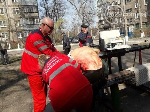 В Мариуполе во дворе жилого дома ножом ранили пенсионера (ФОТО 18+, ДОПОЛНЕНО), фото-6