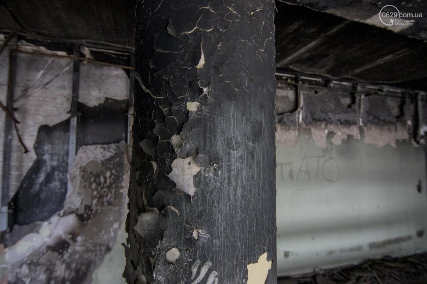 Что осталось от здания мариупольской мэрии, и когда его восстановят (ФОТОРЕПОРТАЖ с руин +ВИДЕО), фото-8