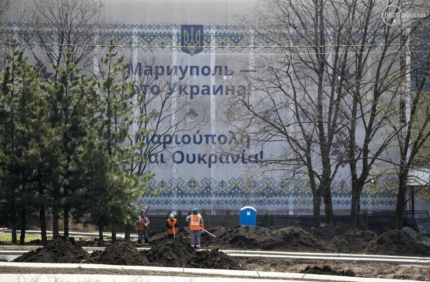 Что осталось от здания мариупольской мэрии, и когда его восстановят (ФОТОРЕПОРТАЖ с руин +ВИДЕО), фото-19