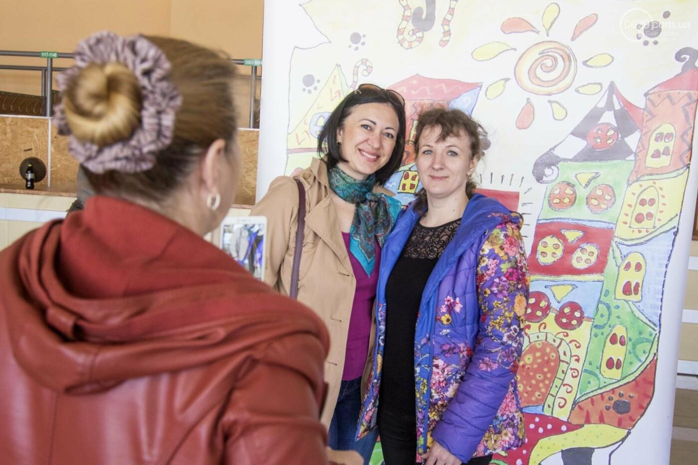 Толклась толока. Фоторепортаж с первого международного книжного фестиваля в Мариуполе (ФОТО+ВИДЕО), фото-19