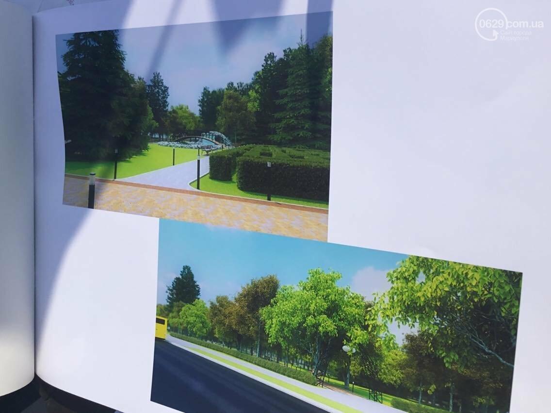 """Мариупольцам рассказали, каким  будет парк """"Веселка"""" (ФОТО, ВИДЕО), фото-2"""