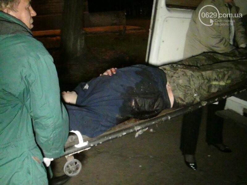 Оборона мариупольской в/ч 3057 от сепаратистов, горожане недовольны декоммунизацией и крестный ход. О чем писал 0629.com.ua 16 апреля, фото-26